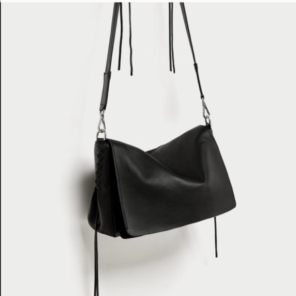 Bags   Zara Real Leather Bag   Poshmark e4fc5b9818